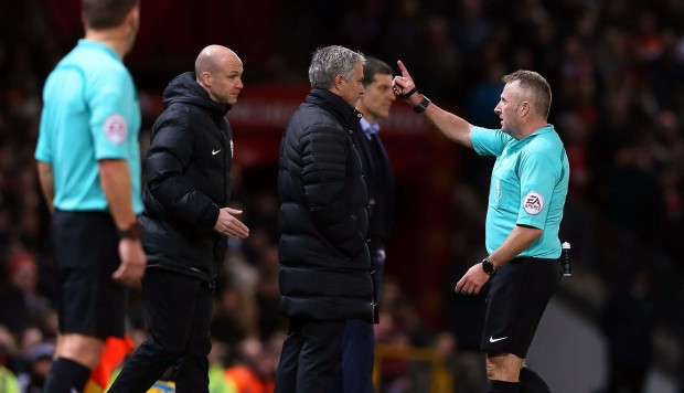 Mourinho hit with second one-match ban in Premier League