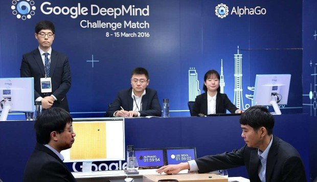 Baidu's AI bot upstaged by Google's AlphaGo in square off against humans