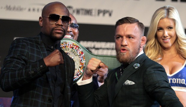 Bars where Hongkongers can see Mayweather vs McGregor fight on Sunday, and how much they're charging