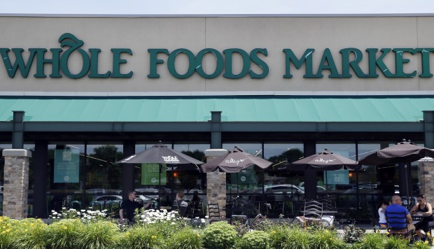 Amazon cutting prices in Whole Foods to kick off 'grocery wars' with rivals Walmart