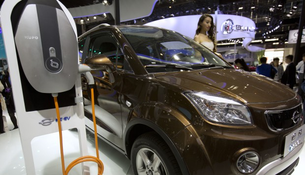 Countdown starts to resign conventional cars to history as China's Sept green vehicle sales soar 80pc