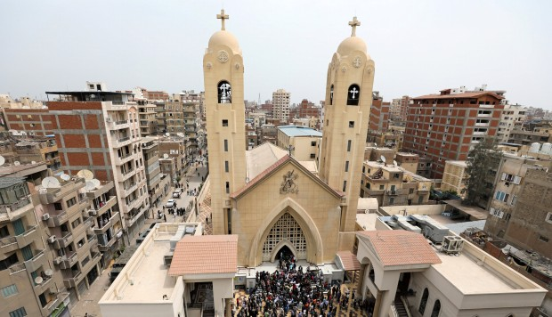Coptic Christian bishop killed in knife attack near Cairo