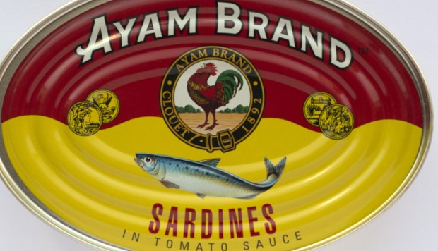 How a symbol of France ended up on the cans of Asia's Ayam Brand