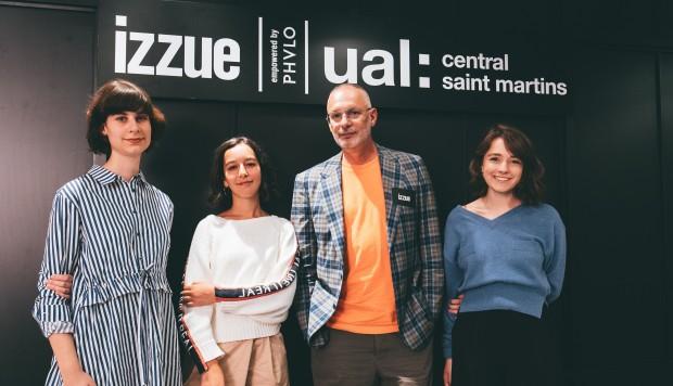 Hong Kong S Izzue Gives Central Saint Martins Fashion Graduates A Shop Window In China South