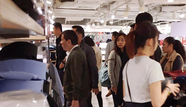 Duterte spotted shopping in Hong Kong for second time in months - South China Morning Post image
