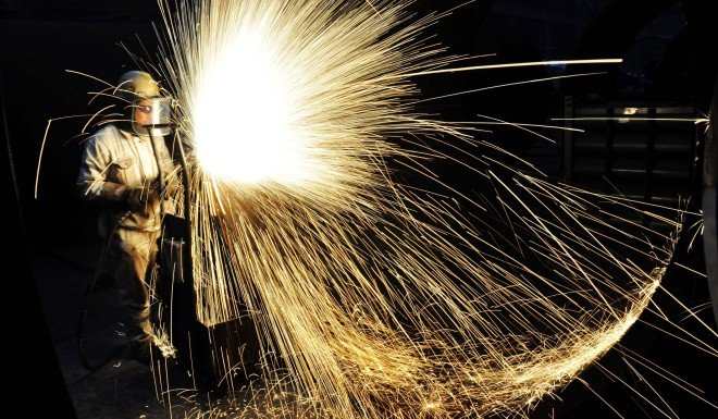 Steel prices are likely to fall.