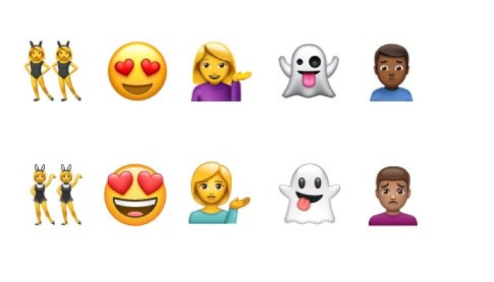 WhatsApp is getting its own set of emojis, but good luck telling the