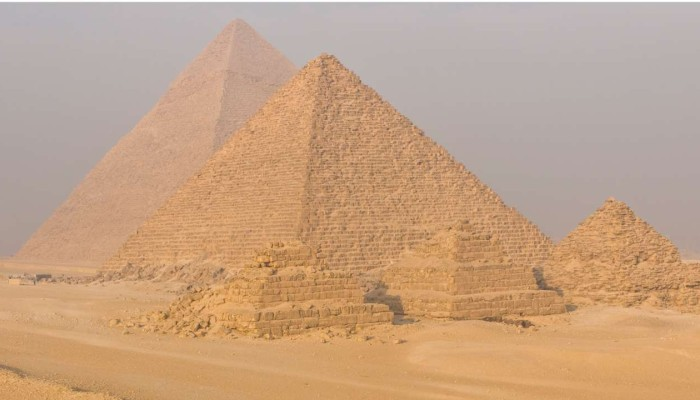 Visiting the pyramids? Here's what you need to know | South China