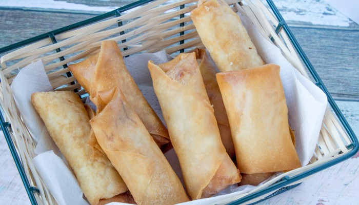 Vietnamese loempia: the spring roll's long journey from Jin-dynasty China to Amsterdam