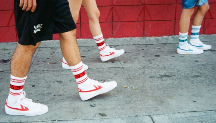 Retro Chinese Warrior sneakers revived as new street fashion icon