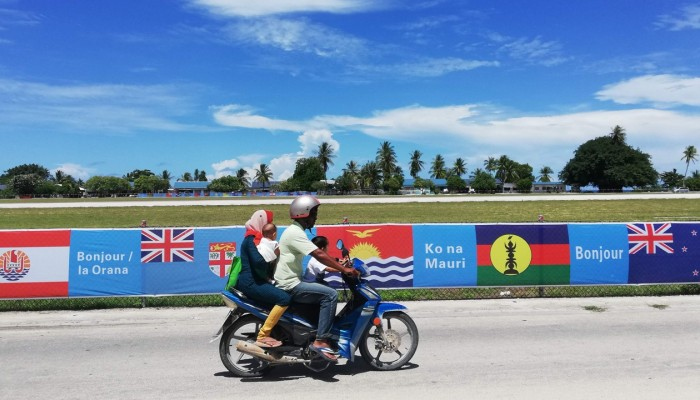 Pacific islands new diplomatic battleground for China and