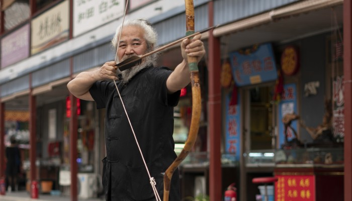 Traditional Chinese archery: bow makers on target to resurrect ...