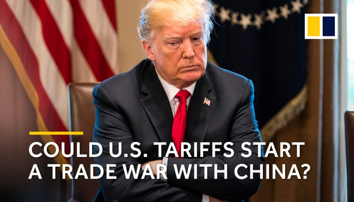 Image result for Is Donald Trump starting trade war