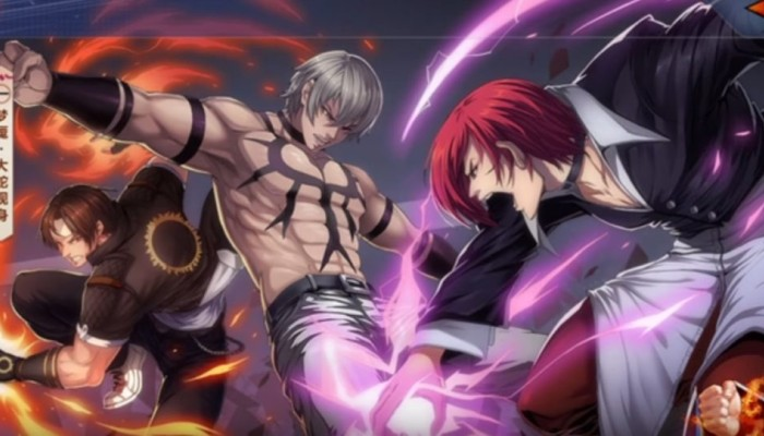 China reinvents the King of Fighters