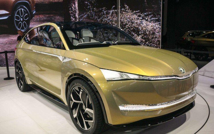 chinese electric car start up future mobility edges closer to taking on tesla thestreet. Black Bedroom Furniture Sets. Home Design Ideas