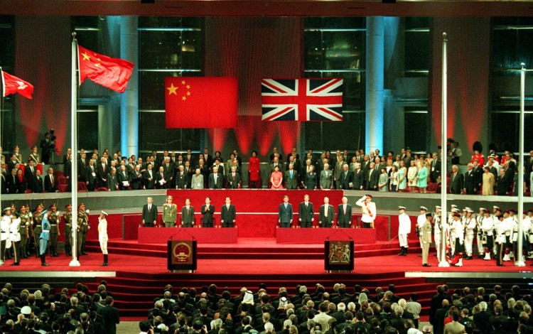 Innovation and trade top priorities for closer Hong Kong and Britain ties