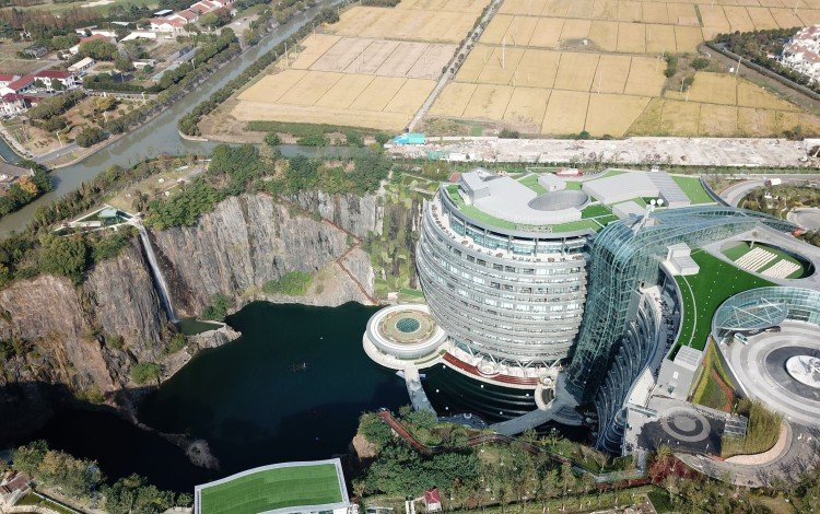 Shanghai's 'Quarry' Hotel Set To Tap Growing Taste For Luxury, High-end Business Travel
