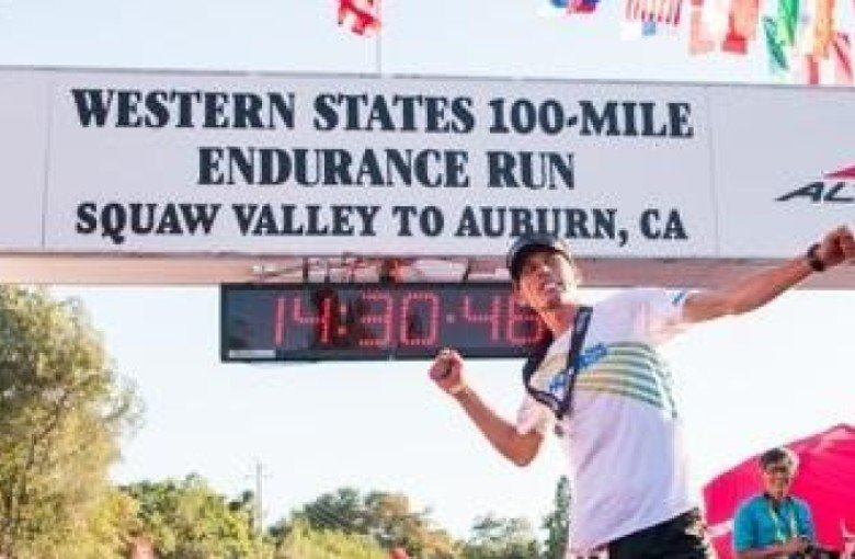 Jim Walmsley sets Western States record but waits until late to 'get