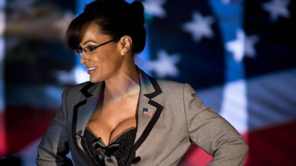 Tampa Stripper And Sarah Palin Lookalike A Tease For -8894