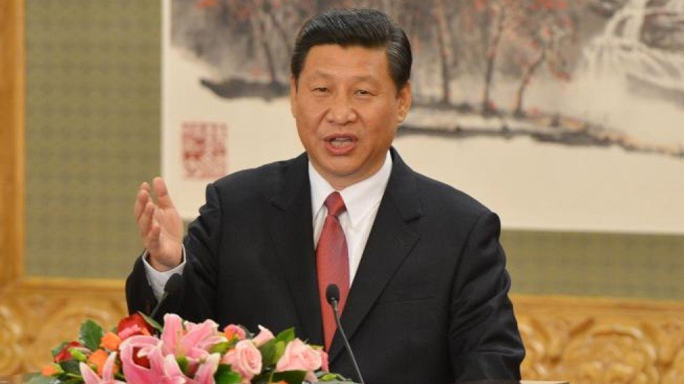 Transcript: Xi Jinping's speech at the unveiling of the ...