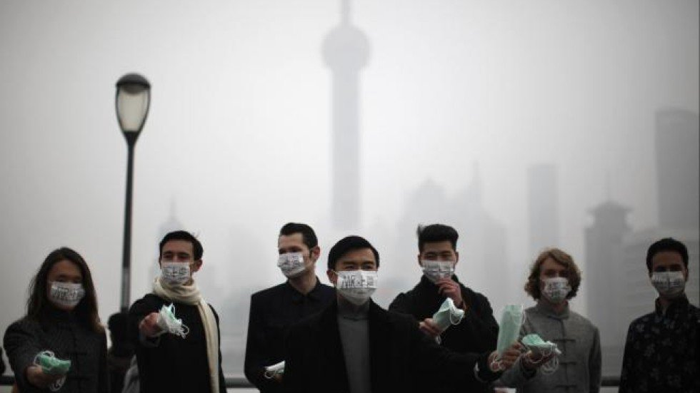 Image result for air pollution masks