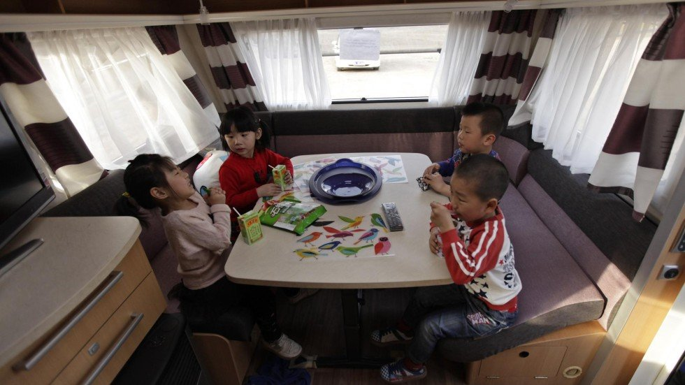 China Boom In Sales Of Caravans Surprises Even Distributors