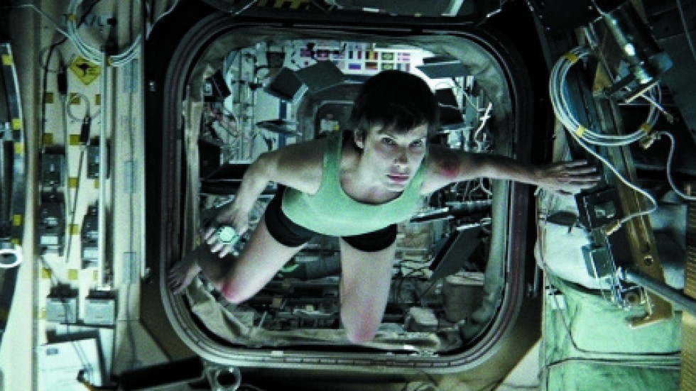 Girl on a wire: Sandra Bullock talks about her new space drama ...