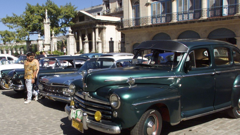 Cubans aghast at car prices as new law kicks in | South China ...