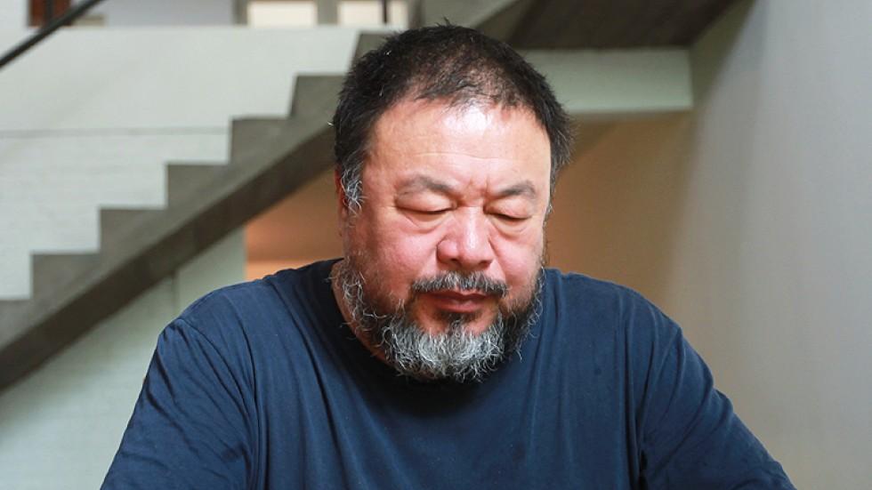 Ai Weiwei Not Amused By Smashing Of Us1m Vase South China Morning