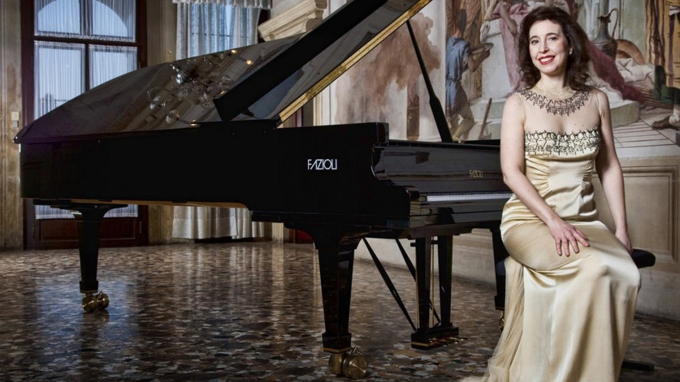 Concert Pianist Angela Hewitt Says Music Brings Its Own