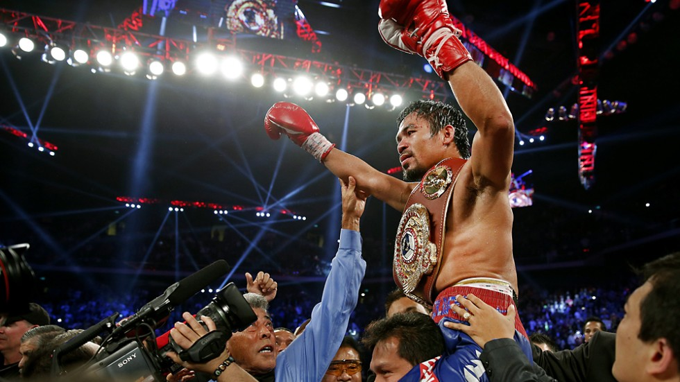 Manny Pacquiao set to return to Macau for November fight ...