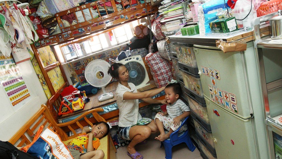 Dirty Air In Subdivided Flats Pose Health Hazards