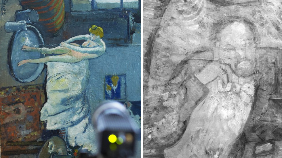 Infrared imagery reveals hidden depths to early Picasso masterpiece ...