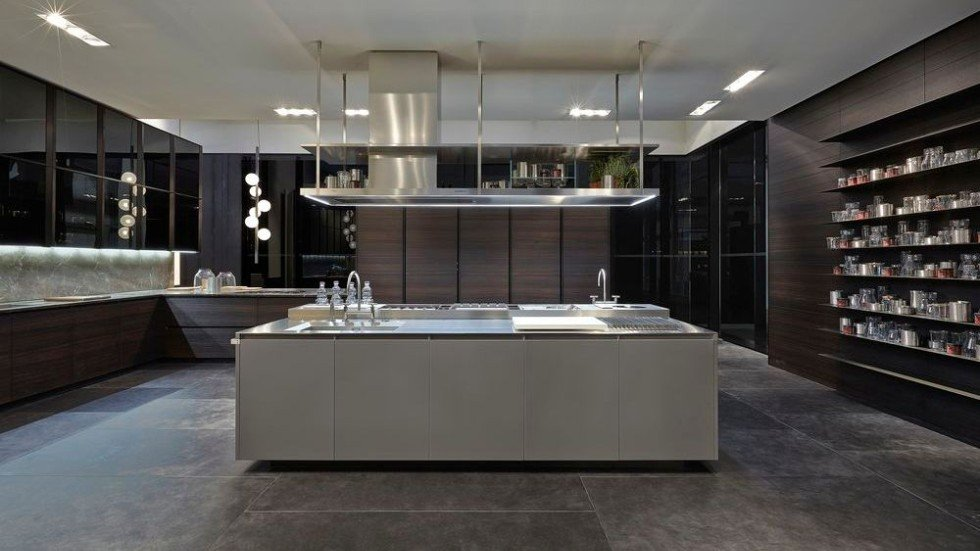 Poliform Kitchen Design. Kitchen by Varenna Poliform Kitchens are now worth showing off  South China Morning Post