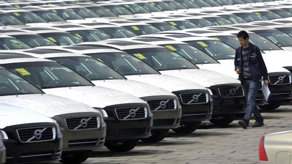Volvo cannot escape mainland carmaker probe | South China