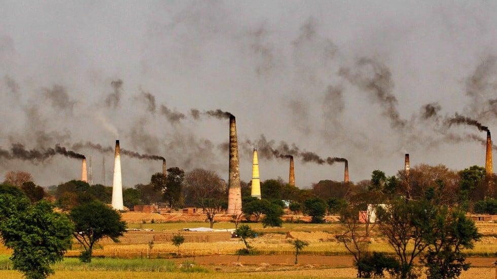 Imagini pentru india pollution
