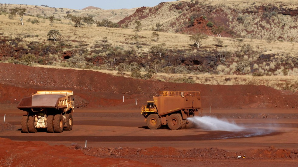 Australian economy shows signs of a move away from mining  85d2eb730cc4d