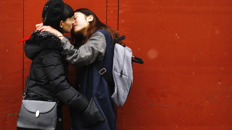 Zhang beichuan homosexual discrimination