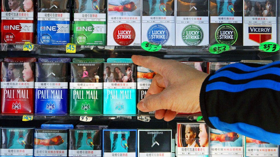 Excise duty on cigarettes Marlboro in New Zealand