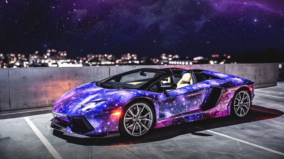 Chrome Ferraris And Camo Lamborghinis A Wild Ride Through The