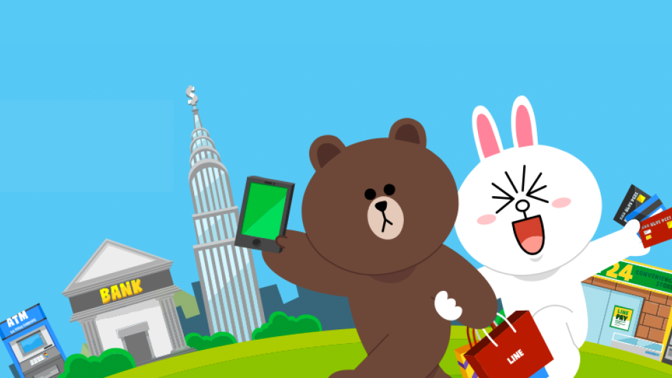 Line Launches Mobile Payment Service To Rival Those Of