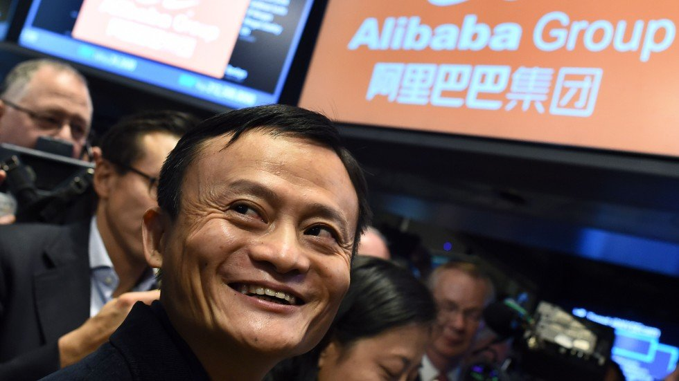 50f132a76 Alibaba shares face selling pressure as insider lockup lapses ...