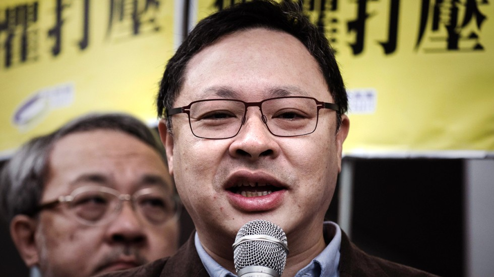 benny tai Ending the occupation won't be a capitulation, especially not for the young, who have had a political awakening.