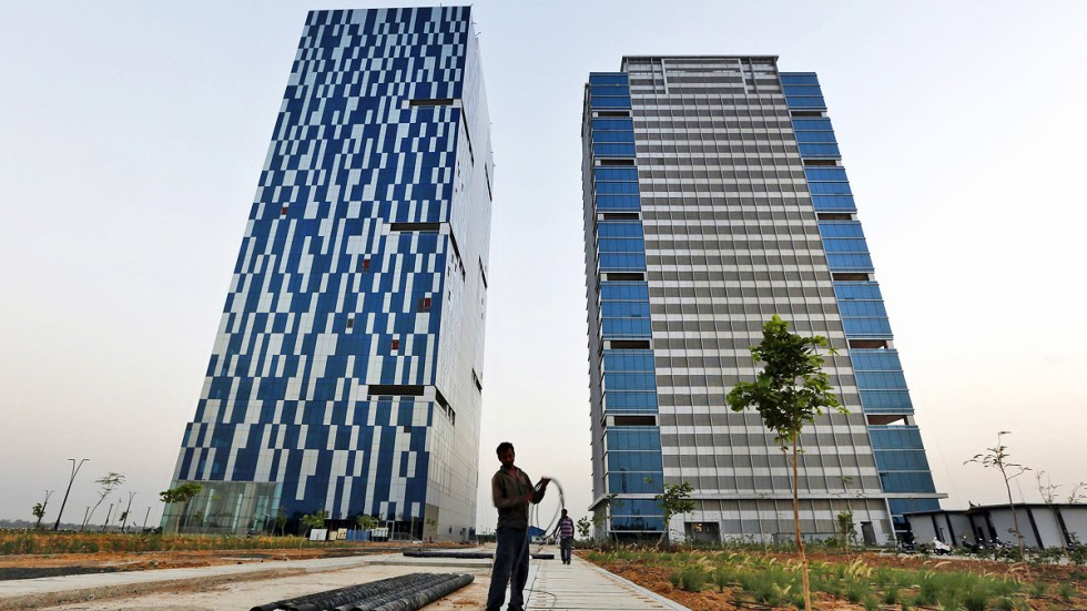 Frame Tech Buildings : Smart move india building high tech cities to