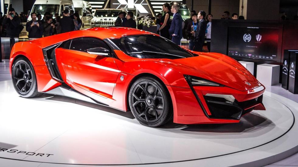 Mystery Buyers Splash Out Hk 83 6 Million On Lykan Hypersport Cars