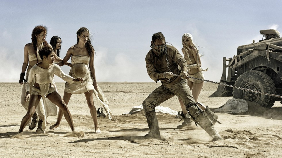 film review mad max fury road post apocalyptic mayhem returns
