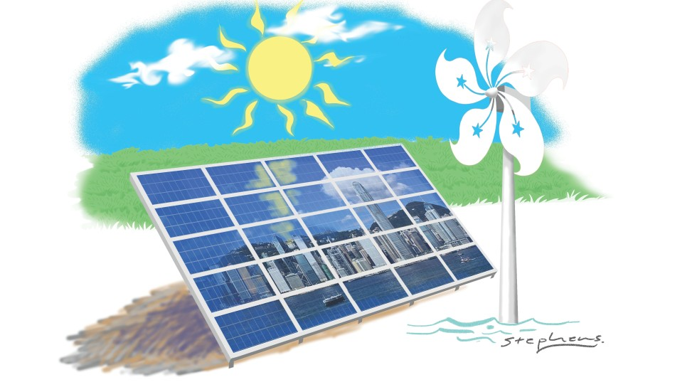 Hong Kong Needs To Switch On To Renewable Energy South