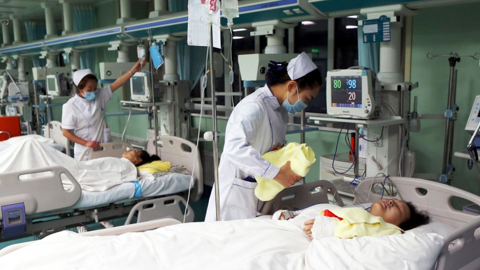 China To Scrap Hospital Drug Sales Mark-Ups In 100 Big -4809