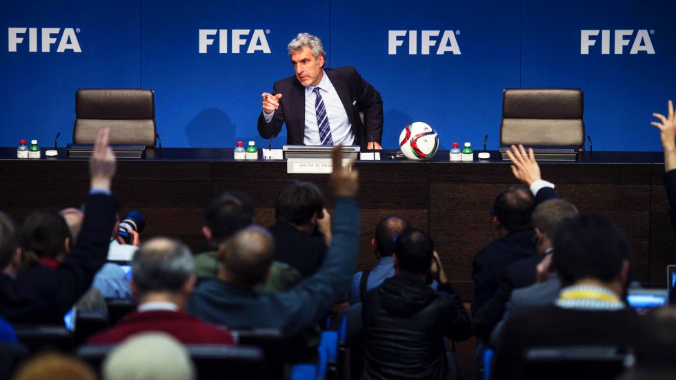 More corruption with fifa boss - 4 9