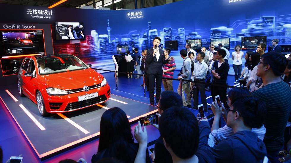 Chinese Carmakers Get Smart About The Future South China Morning Post